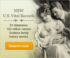 Most people don't know that you can search ancestry.com for free at any LDS Family History Center!  And.....everyone is welcome!  I love Ancestry.com