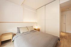 Dormitorio principal estilo nórdico | Sincro #dormitorio #interiordesign #interiorismo #interiordesignideas