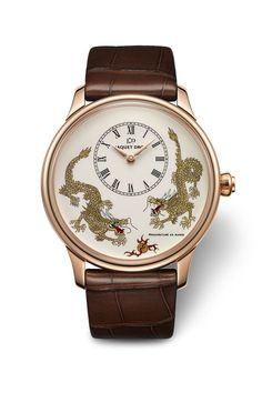 Jaquet Droz year of the dragon watch