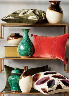Shop decorative accents from Frontgate.