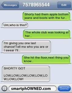 Texting Pranks Gone Horribly Wrong – Autocorrect Fails and Funny Text Messa. - Funny Text Messages Texting Pranks Gone Horribly Wrong – Autocorrect Fails and Funny Text Messa. Funny Texts Pranks, Text Pranks, Funny Text Memes, Text Jokes, Funny Texts Crush, Funny Text Messages, Funny Relatable Memes, Funny Quotes, Hilarious Texts