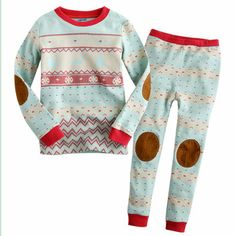 Christmas Pajamas and underwear for kids by hellodearkids on Etsy, $24.00