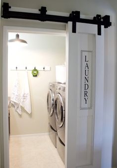 Laundry Room Barn Do
