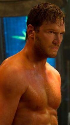 Chris Pratt. Guardians of the Galaxy