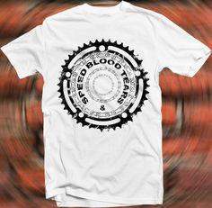 Blood Tears  Speed  Mountain Bike Cycling Motor Bmx Motocross Mtb T-shirt on Etsy, $16.93