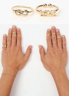 Lovely Lovely Rings