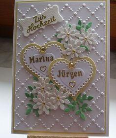 Precious Tips for Outdoor Gardens - Modern Wedding Day Cards, Wedding Cards Handmade, Wedding Anniversary Cards, Greeting Cards Handmade, Diy Wedding, Happy Birthday Cards, Valentine Day Cards, Love Cards, Diy Cards