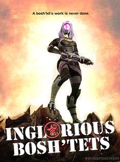 Inglorious Bosh'tets by Winterphoenix23
