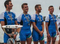 Un oro, un argento e un bronzo per la Marina ai campionai italiani di Canottaggio | BLU&news