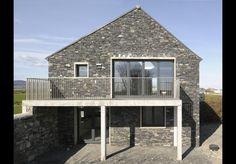 Seafield House, Isle of Man, by Gort Scott Architects | Building study | Architects Journal  Window Reveals