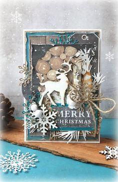 """Итоги задания """"Палитра № 33"""". Juli_Cool Snowflake Cards, Snowflakes, Palette, Scrapbooking, Sketches, Club, Frame, Top, Inspiration"""