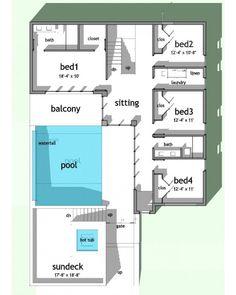 Modern house barbados