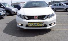 CIVIC CIVIC SEDAN 1.6 125 ELEGANCE ECO OV (Y) 2014 Honda Civic CIVIC SEDAN 1.6 125 ELEGANCE ECO OV (Y)