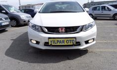 CIVIC CIVIC SEDAN 1.6 125 ELEGANCE ECO OV (Y) 2014 Honda Civic CIVIC SEDAN 1.6 125 ELEGANCE ECO OV (Y)
