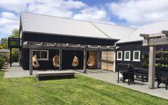 Stay or Visit a Customkit Building, kitset homes, barn houses nz, customkit…