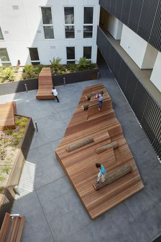 David Baker Architects: Pacific Pointe Apartments