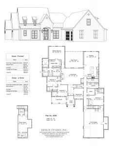 Bedroom House Plans, House Floor Plans, Dream Home Design, House Design, Mountain House Plans, House On The Rock, House Layouts, Little Houses, Future House