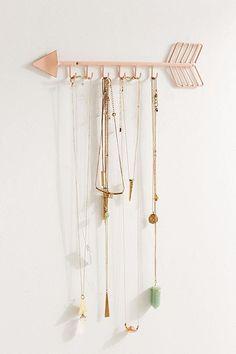 Arrow Necklace Organizer