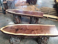 Preservation Tree Services:We Recycle Trees into Furniture!