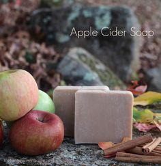 Apple Cider Cold Process Soap