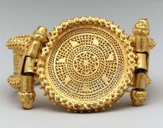 Byzantine Bracelet most probably made in Rome | ca. 400 | Gold