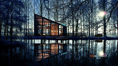 CGarchitect - Professional 3D Architectural Visualization User Community | Lakeside home
