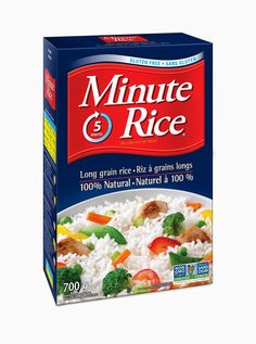 How To Create Quick Healthy Meals With Rice (and a Minute Rice Giveaway) | Woman in Real Life:The Art of the Everyday