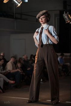 vintage mens fashion for women – moda masculina vintage para mulheres – # 1920s Fashion Women, New Fashion, Retro Fashion, Trendy Fashion, Fashion Show, Vintage Fashion, Womens Fashion, Fashion Ideas, Fashion Hair
