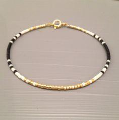 Gold Minimalist Bracelet Dainty Bracelet Simple Bracelet Dainty Gold Jewelry  This listing is for one beaded gold fill Bracelet. Bracelet is made