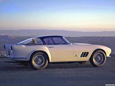 1955 Ferrari 375 MM Berlinetta Pininfarina Speciale