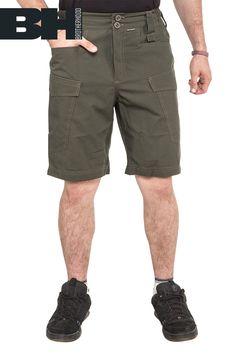 Shorts Camo, dark olive