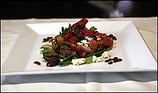 Cafe Panache's Grilled Watermelon Salad Recipe Details | Recipe database | washingtonpost.com