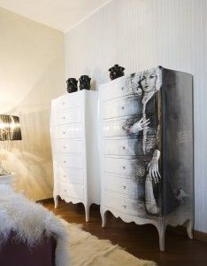 Marilyn Tall Chest of Drawers