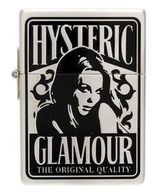 HYSTERIC LADY ZIPPO(アッシュトレイ/ライター)|HYSTERIC GLAMOUR ...