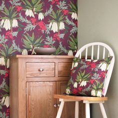 Friti Wallpaper Coveredwallpaper Modernwallpaper Paperyourwalls Design Homedecor Home