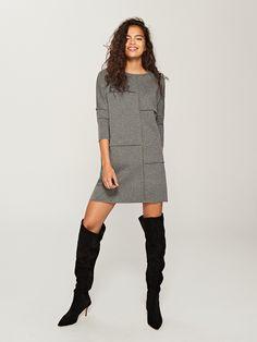 Pirk internetu! Dėžutės tipo sportinė suknelė, RESERVED, SE626-90M