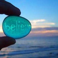beauty of believe