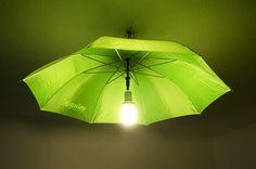 Pantalla paraguas