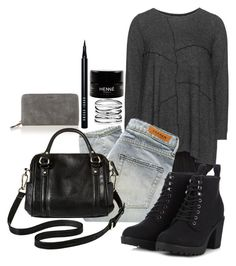 Derek Hale Inspired Shopping Outfit by lili-c on Polyvore featuring Bohème, Denham, Call it SPRING, Merona, Diesel and Bobbi Brown Cosmetics