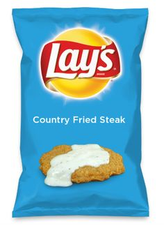 Lays Flavors, Fried Steak, Fries, Snack Recipes, Butter, Chocolate, Country, Create, Search