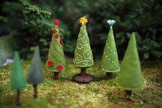 2 Christmas Ornament Patterns