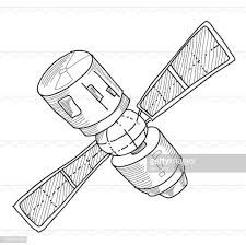cartoon sketch satellite drawing - Google Search Castle Vector, Pencil Photo, Sketch Icon, Clip Art Library, Messy Art, Space Illustration, Book Logo, Computer Icon, Cartoon Sketches