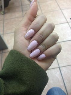 Fresh Nails ! Pointy & square