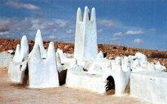 la vallée du m'Zab a été classée patrimoine mondiale en 1982 par l'UNESCO