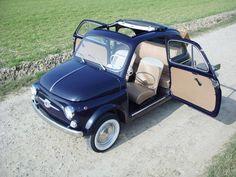 Fiat 500 D rare and exellent conditon 1964 For Sale