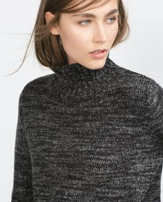 Turtleneck and Cowl Neck Sweaters - Women   ZARA United States