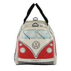 VW Brisa Sports Travel Bag-Red | The VW Tent Store-Volkswagen tents, bags, camping equipment
