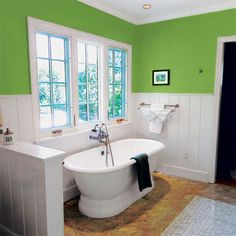 6 Enticing Tips: Stone Wainscoting Exterior shiplap wainscoting lights.Full Wall Wainscoting Bathroom wainscoting exterior board and batten. Basement Wainscoting, Stairway Wainscoting, Wainscoting Height, Painted Wainscoting, Dining Room Wainscoting, Wainscoting Ideas, New Homes, Modern, Wall Panelling