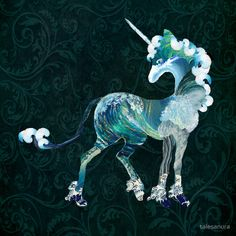 The Last Unicorn by talesanura