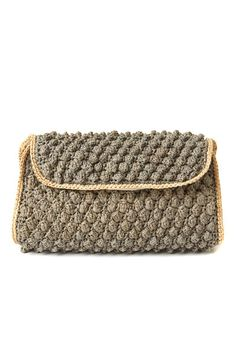 Inspiration for crochet clutch